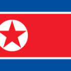 Bandeira da Coreia do norte,