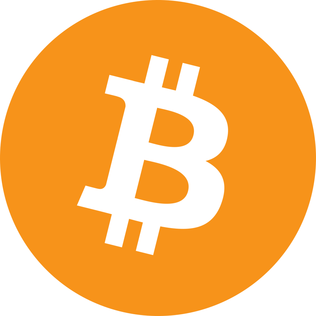 Moeda Bitcoin, Bitcoin coin.