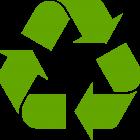 Símbolo de Reciclagem.