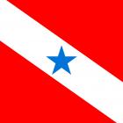 Bandeira do Pará estado.