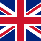 Bandeira Reino Unido.