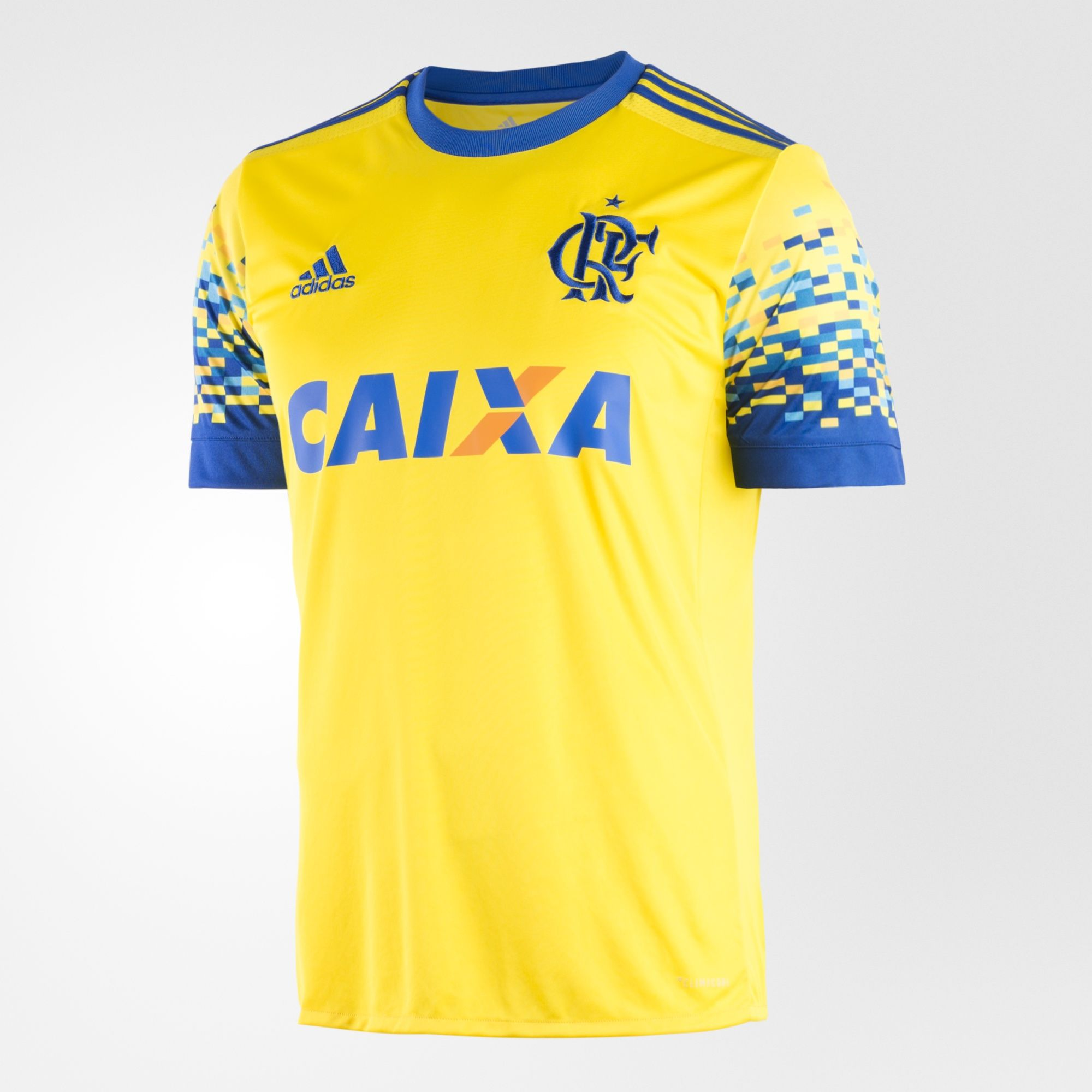 camisa do flamengo 3 2017 adidas masculina.