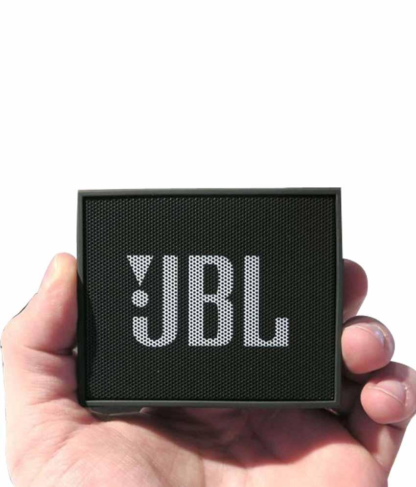 JBL Go Preta - Black