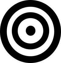 Roda do Giro Solidário em Branco.