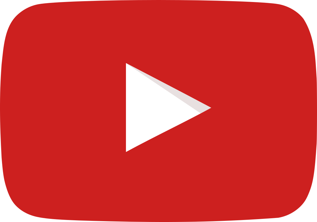 Youtube play icone png.
