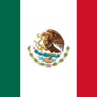 Bandeira do Méxicos.