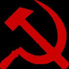 Comunismo Símbolo, martelo e foice.