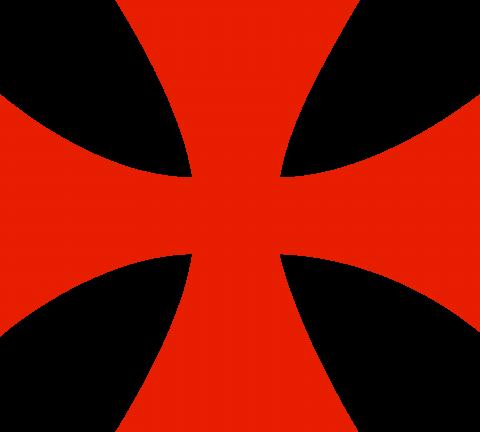 Cruz de Malta, Vasco.