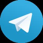 Telegram icon, icone.