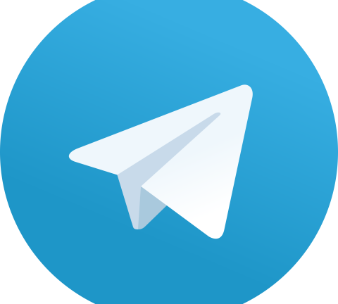 Telegram icon, icone.