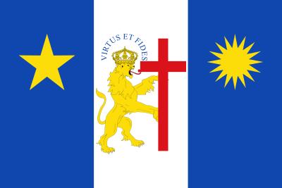 Bandeira do Recife PE.