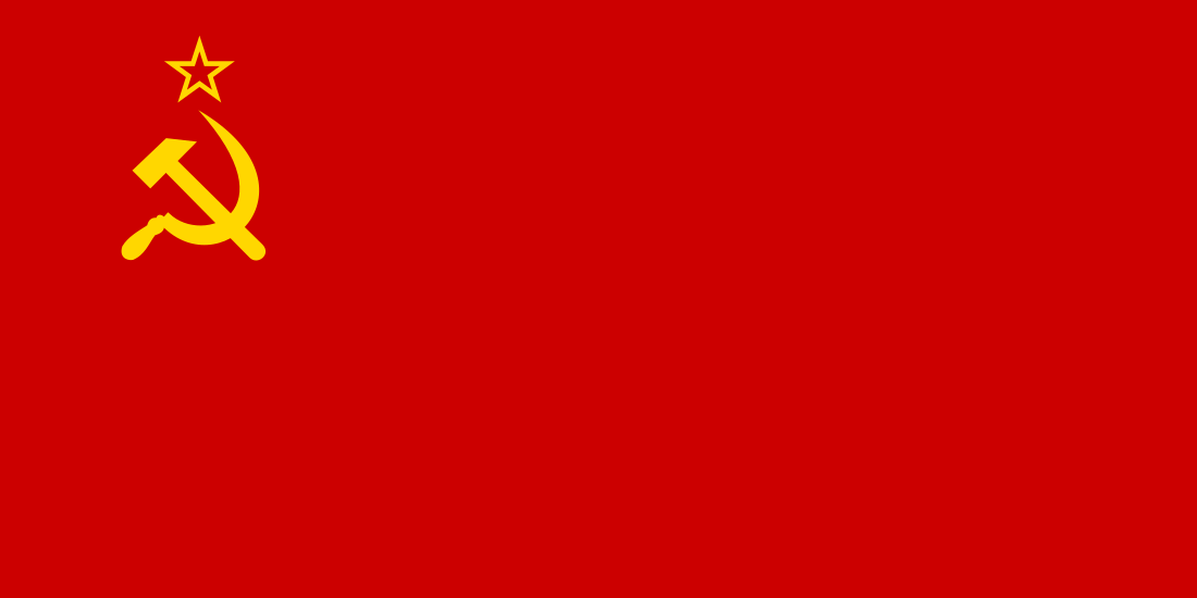 Bandeira URSS, Uni'ao Soviética.
