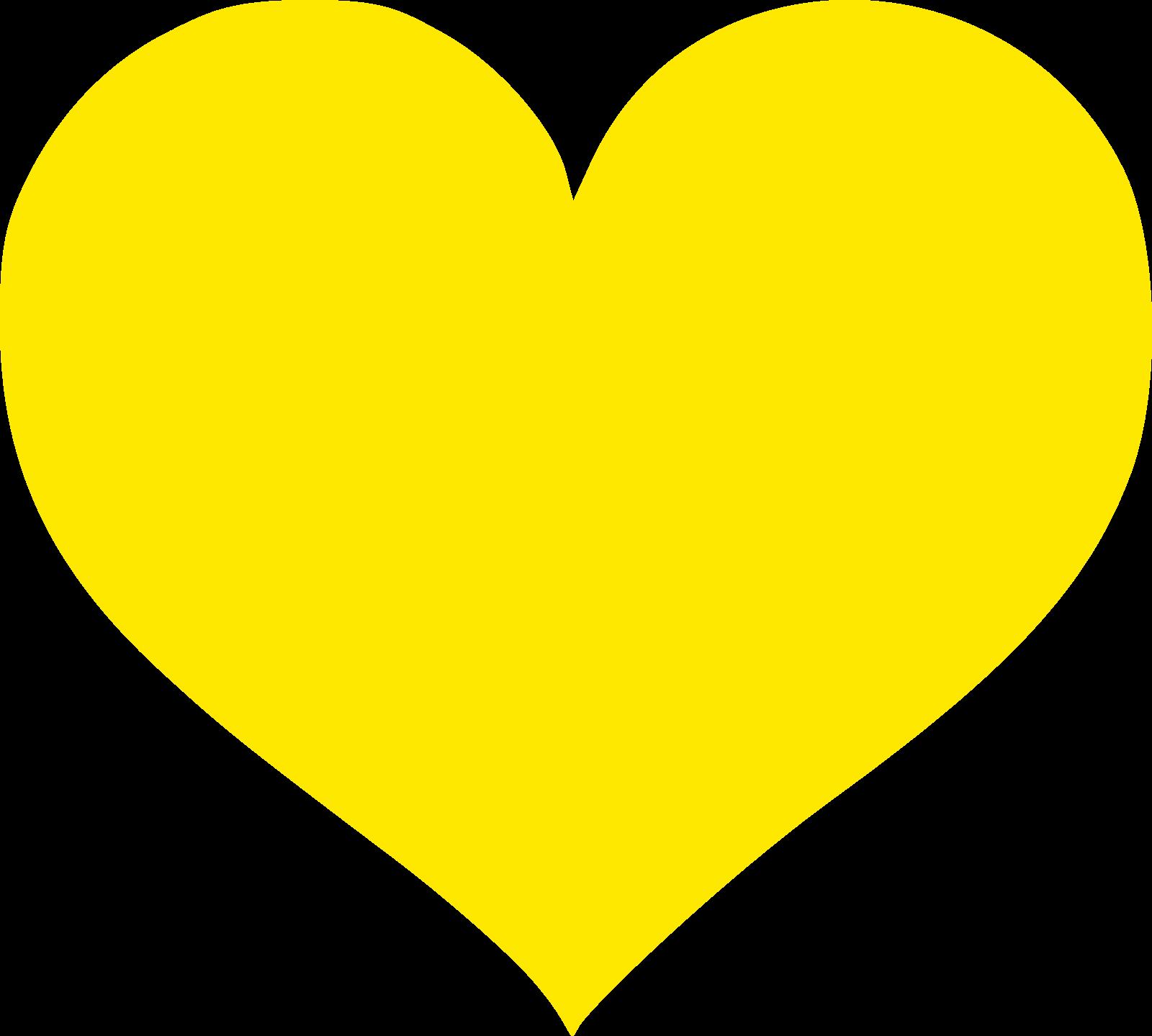 Coração Amarelo.