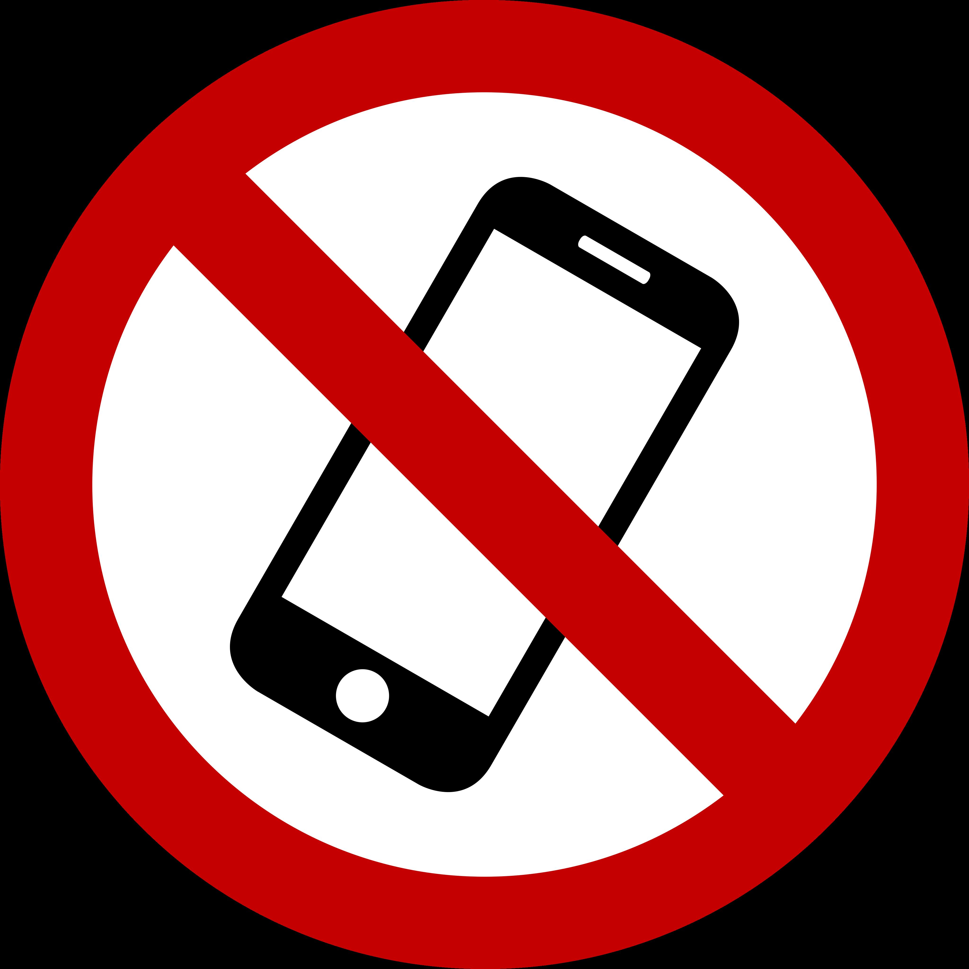 Proibido Celular